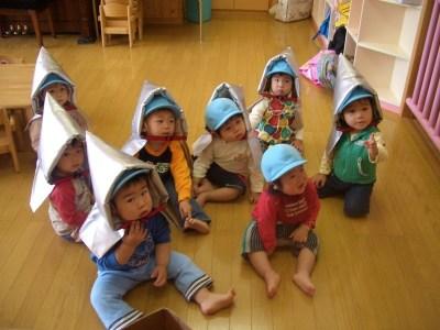 землетрясение в японии дети